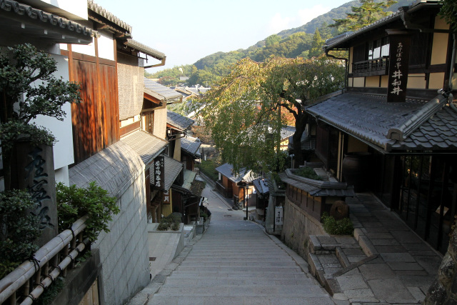 閑古鳥旅行社 - 京都市産寧坂