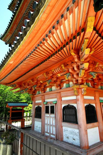 閑古鳥旅行社 - 向上寺三重塔