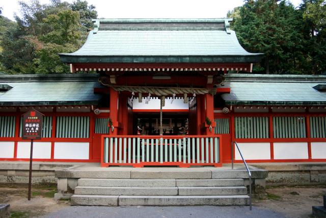 閑古鳥旅行社 - 神谷神社本殿